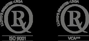 Kwaliteitslabel ISO 9001 - VCA**